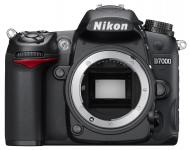 Зеркальная фотокамера Nikon D7000 Body (VBA290AE) Black