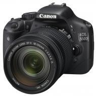 Зеркальная фотокамера Canon EOS 550D + объектив 18-135 IS Black