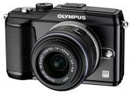 Цифровой фотоаппарат Olympus E-PL2 KiT 14-42mm Black (N4288092)
