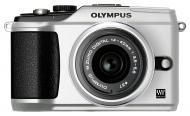 �������� ����������� Olympus E-PL2 KiT 14-42mm Silver (N4287892)
