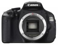 Зеркальная фотокамера Canon EOS 600D Body (5170B022) Black