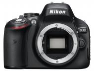 Зеркальная фотокамера Nikon D5100 body (VBA310AE) Black