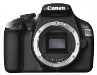 Зеркальная фотокамера Canon EOS 1100D Body (5161B022) Black