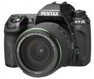 Зеркальная фотокамера Pentax K-5 + DA 18-135mm WR Black