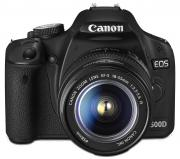 Зеркальная фотокамера Canon EOS 500D + 18-55 IS Black
