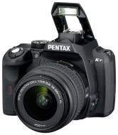 ���������� ���������� Pentax K-r + DA L 18-55mm + ������� AF200 Black