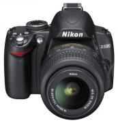 Зеркальная фотокамера Nikon D3000 kit AF-S DX 18-55 f/3.5-5.6 Black