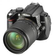 ���������� ���������� Nikon D5000 KIT 18-105mm VR Black