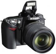 Зеркальная фотокамера Nikon D90 KIT 16-85mm VR Black