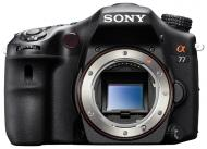 Зеркальная фотокамера Sony Alpha SLT-A77V Body (SLTA77V.CEE2) Black