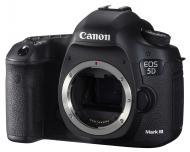 Зеркальная фотокамера Canon EOS 5D MK III Body (5260B025) Black