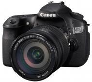 ���������� ���������� Canon EOS 60D KIT 18-200 IS (4460B229) Black