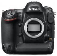 ���������� ���������� Nikon D4 body (VBA320AE) Black