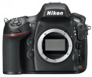 Зеркальная фотокамера Nikon D800 Body (VBA300AE) Black