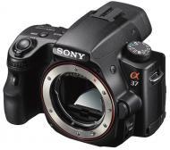 Зеркальная фотокамера Sony Alpha A37 Body (SLTA37.CEE2) Black