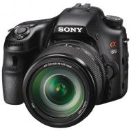 Зеркальная фотокамера Sony Alpha A65 + объектив 18-135 KIT (SLTA65M.CEE2) Black