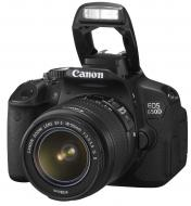 Зеркальная фотокамера Canon EOS 650D 18-55 IS II (6559B044) Black