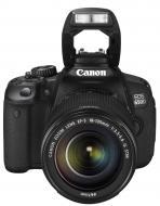 Зеркальная фотокамера Canon EOS 650D 18-135 IS (6559B036) Black