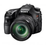 Зеркальная фотокамера Sony Alpha A57 + объектив 18-135 KIT (SLTA57M.CEE2) Black