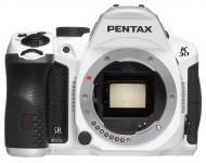 Зеркальная фотокамера Pentax K-30 Body (15667) White
