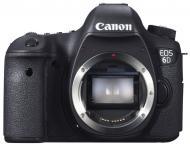 Зеркальная фотокамера Canon EOS 6D Body (8037B023) Black