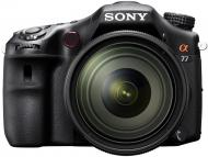 Зеркальная фотокамера Sony Alpha SLT-A77Q + объектив 16-50 f/2.8 KIT (SLTA77Q.CEE2) Black