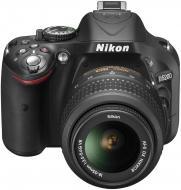 ���������� ���������� Nikon D5200 kit AF-S DX 18-55mm f/3.5-5.6G VR (VBA350K001) Black