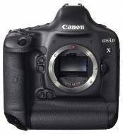 Зеркальная фотокамера Canon EOS-1D X (5253B014) Black
