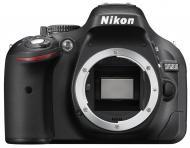Зеркальная фотокамера Nikon D5200 Body (VBA350AE) Black