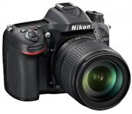 ���������� ���������� Nikon D7100 KIT 18-105mm VR Zoom-Nikkor (VBA360K001) Black