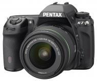 ���������� ���������� Pentax K-7 + DA 18-55mm + 50-200mm Black