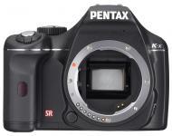 Зеркальная фотокамера Pentax K-x Body Black