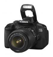 Зеркальная фотокамера Canon EOS 650D 18-55 III DC (6559B101) Black