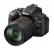 Зеркальная фотокамера Nikon D5200 kit 18-105mm VR (VBA350KV05) Black