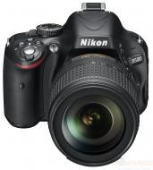 Зеркальная фотокамера Nikon D5100 + 18-55 II (VBA310KV02) Black