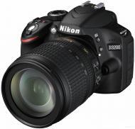 ���������� ���������� Nikon D3200 KIT + 18-55 II (VBA330KV03) Black