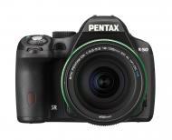 Зеркальная фотокамера Pentax K-50 + DA L 18-135 WR (10915) Black