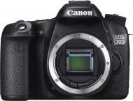 Зеркальная фотокамера Canon EOS 70D Body WiFi (8469B028) Black