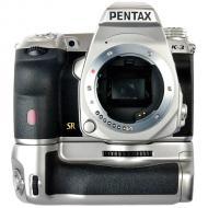 Зеркальная фотокамера Pentax K-3 Body Premium Edition (15562) Silver