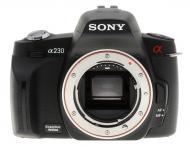 Зеркальная фотокамера Sony Alpha A230 Body (DSLR-A230) Black