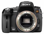 ���������� ���������� Sony Alpha A500 Body (DSLR-A500) Black