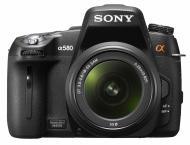 ���������� ���������� Sony Alpha A580 + �������� 18-55 KIT (DSLRA580L.CEE2) Black