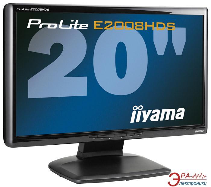 Монитор 20  Iiyama ProLite E2008HDS-B1