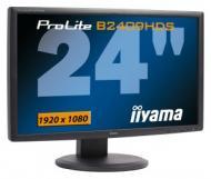 Монитор 23.6  Iiyama ProLite B2409HDS-B1