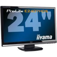 Монитор TFT 23.6  Iiyama PLE2407HDS-B1
