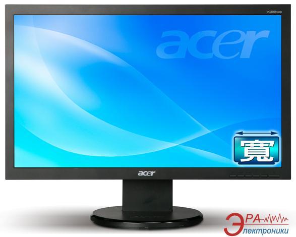 Монитор 18.5  Acer V193HQvbm (ET.XV3HE.028)