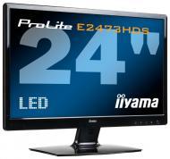 ������� TFT 23.6  Iiyama ProLite E2473HDS-B1