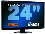 Монитор TFT 23.6  Iiyama PLE2410HDS-B1