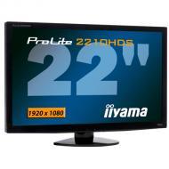 Монитор TFT 22  Iiyama ProLite E2210HDS-B1