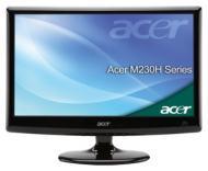 Телемонитор 23  Acer M230HDL (EM.MAQ0C.006)